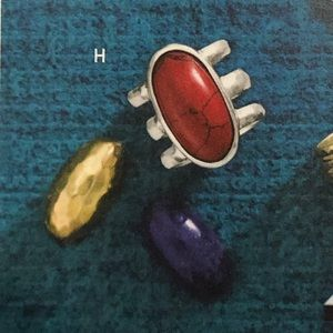 Silpada Primary Colors Ring